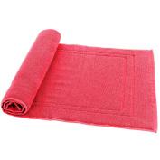 900gr/M² Plain Bath Mat 50 x 80 cm Cotton