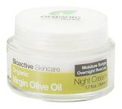 Organic Doctor Virgin Olive Oil Night Cream, 1.7 Fluid Ounce