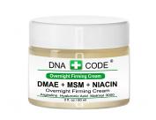 ANTI-ageing-DMAE+MSM+NIACIN Overnight Firming Cream, Argireline, Matrixyl 3000, Copper Peptide,SYN-AKE, Hyaluronic Acid