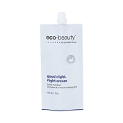 La Fresh Eco-Beauty Moisturising Night Cream – Natural Face and Neck Moisturiser to Hydrate, Smooth and Revitalise Skin