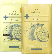 Lululun Plus -Yuzu- Mask 30ml/1fl.oz x 5 Sheets