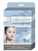 My Beauty Spot 5 Pack Collagen Infused Facial Masks