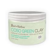 Coso Mountain Green Clay - California Montmorillionite - 350ml / 340 g - 100% Pure & Natural!