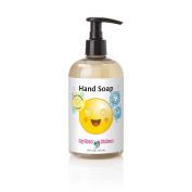 All Natural Kids Soap - Emoji Liquid Hand Soap - Citrus Scent, 350ml