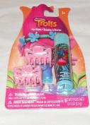Dreamworks Trolls Lip Balm and 2 Hair Clips - Watermelon Flavoured Lip Balm
