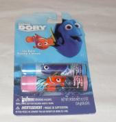 Disney Pixar Finding Dory Lip Balm - 5.1cm Package - Fruit Punch & Bubble Gum Flavours