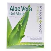 Masqueology Aloe Vera Gel Mask, 12 ct.