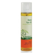 OLIVELIA DEEP TAN OIL SPF0 OLIVE OIL & SUNFLOWER OIL 100 ML.
