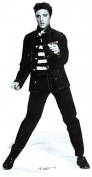 Elvis Presley Cardboard Cutout Life Size Standup Jailhouse Rock SC574