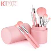 KIPOZI 8pcs Professional Makeup Brush Set Silky Soft Cosmetics Brushes Kit for Smooth Makeup Application