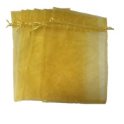 Equal Sign 50PCS 20cm x 30cm Organza Drawstring Pouches Jewellery Party Wedding Favour Gift Bags