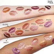 TouchInSol Metallist Liquid Foil Lipstick Duo