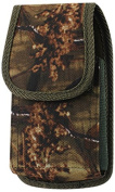 Reiko Rugged Pouch Note 2 with Cover Leaves Pattern New Design Polybag - Retail Packaging - Clear