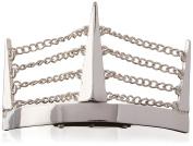 Kitsch Chain Bun Pin, Silver, 5ml