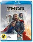THOR: THE DARK WORLD [BD] [Region 4]