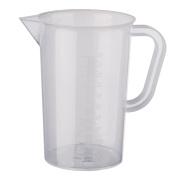 UEETEK 1 Pcs 1000ML Measuring Cups Plastic Sacle Graduated Cups Measurement Tool