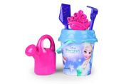 """Smoby 7600862040 Sand Bucket Set """"Frozen"""" with Watering Can"""