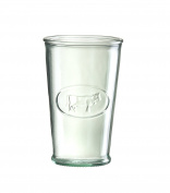 Amici Hermetic Milk Glass, 330ml - Set of 4