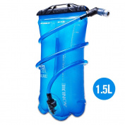 AONIJIE 1.5L/2L/3L Foldable TPU Water Bag Hydration Bladder For Outdoor Sport Running Camping Hiking Bicycle