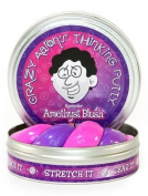 AMETHYST BLUSH Hypercolor LARGE 10cm Tin Crazy Aaron's Thinking PUTTY desk toy