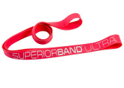 SUPERIORBAND ULTRA - PINK The Serious Ballet Stretch Band for Dance, Gymnastic and Fitness Training