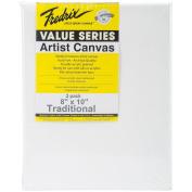 Tara Fredrix Value Stretch Canvas Twin Pack-20cm x 25cm