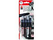 Marabu Art Crayon Set Essential