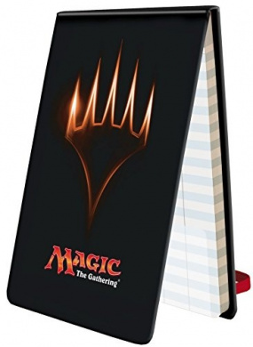Ultra Pro Planeswalker 60-Page Life Pad Notebook Score Counter