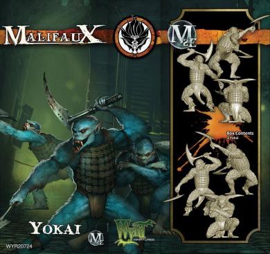 Malifaux: Ten Thunders - Yokai