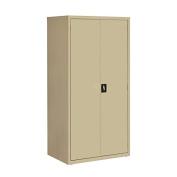 Hirsh Industries Iron Horse Storage Cabinet in Putty