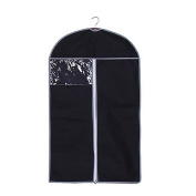 Academyus Durable Clothes Dust Cover Bag Fabric Clothing Dustproof Bag Storage