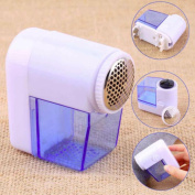 Voberry Cordless Large Clothes Lint Remover Fluff Pet Shaver Fabric Defuzzer Shaver