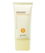 Goodal Mild Protect Natural Filter Sun Cream 50ml Yellow