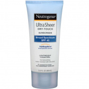 Neutrogena Ultra Sheer Dry-Touch Sunscreen SPF 45 90ml