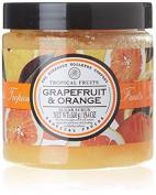 Tropical fruits sugar scrub grapefruit & orange