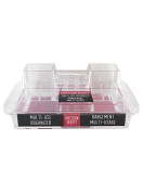 Precision Beauty Large Tiered Organiser