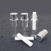 Set of 3 Empty Vials for the Aluminium & Glass Essential Oil Personal Inhaler by Rivertree Life