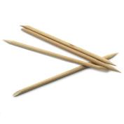KADS HOTSALE 5pcs/set Nail Art Design Cuticle Pusher Remover Manicure Care/Orange Wood Stick Nail Tools