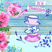 It's Teatime Luncheon Napkins 3 Ply – 33cm – Pack of 20
