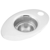 GSD Egg Separator of Stainless Steel, Silver