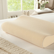 Memory Foam Pillow Contour Firm Head Neck Back Support Orthopaedic Pillows by Highliving ®