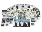 Fanstown KPOP EXO postcard with lomo cards