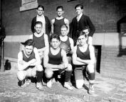 1924 Star Junior High School Basketball Team Vintage Photograph 22cm x 28cm