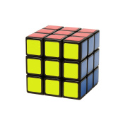 Speed Cube 3x3, Seprovider Anti-pop Smooth Magic Cube Puzzle Toy Bright Colour 57mm