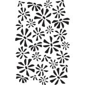 Joggles Stencil 15cm x 23cm -This & That #4
