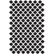 Joggles Stencil 15cm x 23cm -Global #2