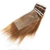 KISS HAIR Wet and Wavy Indian Human Hair Weave Short Bob Style 10cm - 30cm Get Two Style in One Pack