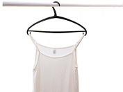 Grocery House Standard Hangers with Special Hooks for Suspender, 10 Counts