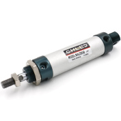 Heschen Pneumatic slim Air Cylinder MAL 25-50 PT1/8 port 25mm Bore 50mm Stroke Double Acting