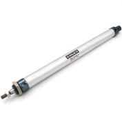 Heschen Pneumatic slim Air Cylinder MAL 20-250 PT1/8 port 20mm Bore 250mm Stroke Double Acting